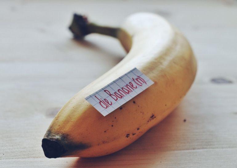die Banane - banana