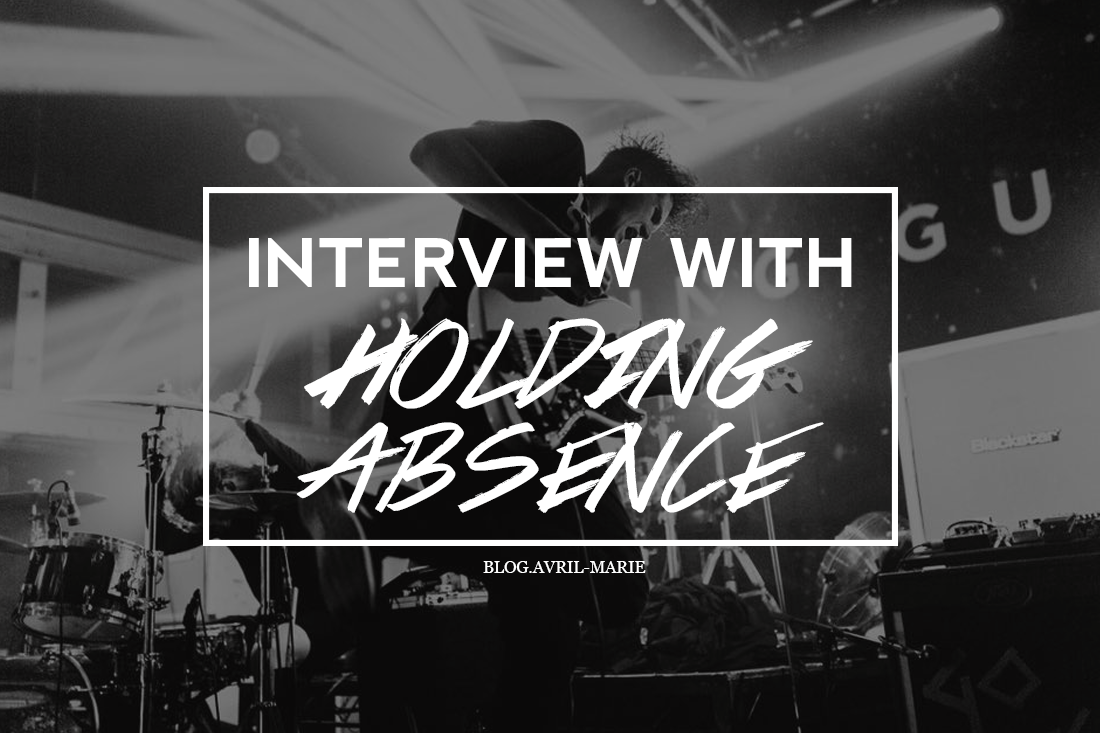 Interview with Holding Absence Interesting questions