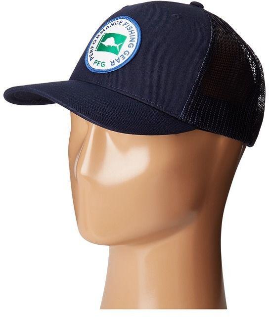 aed35cac74e Columbia PFG Mesh Snap Back Ballcap Baseball Caps