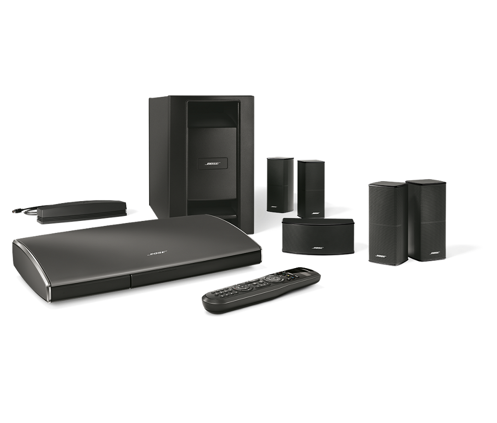 Bose soundtouch 130 home theater system black 738484 1100 b amp h - Entertainment System