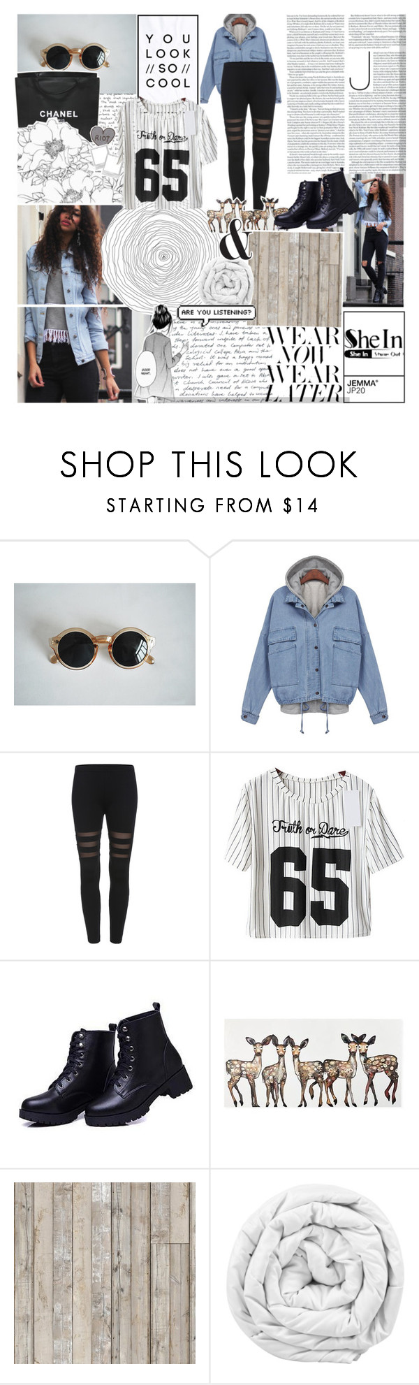 """""""If ''Happy Ever After'' did exist i would still be holding you like this"""" by evakixar ❤ liked on Polyvore featuring Monde, Chanel, PAM, Boodles, Piet Hein Eek, Brinkhaus and Lacava"""