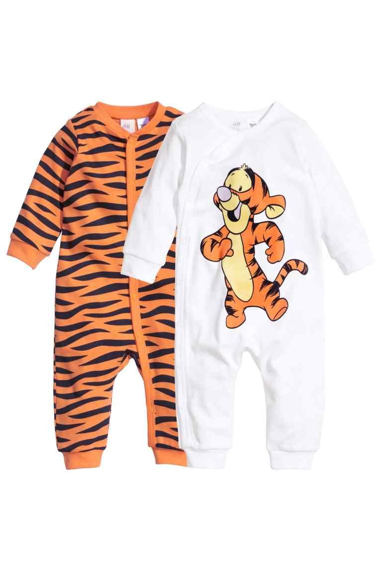 5eab26a2d Pack de 2 pijamas | H&M | johana | Pijama bebe, Bebé disney y Ropa bebe