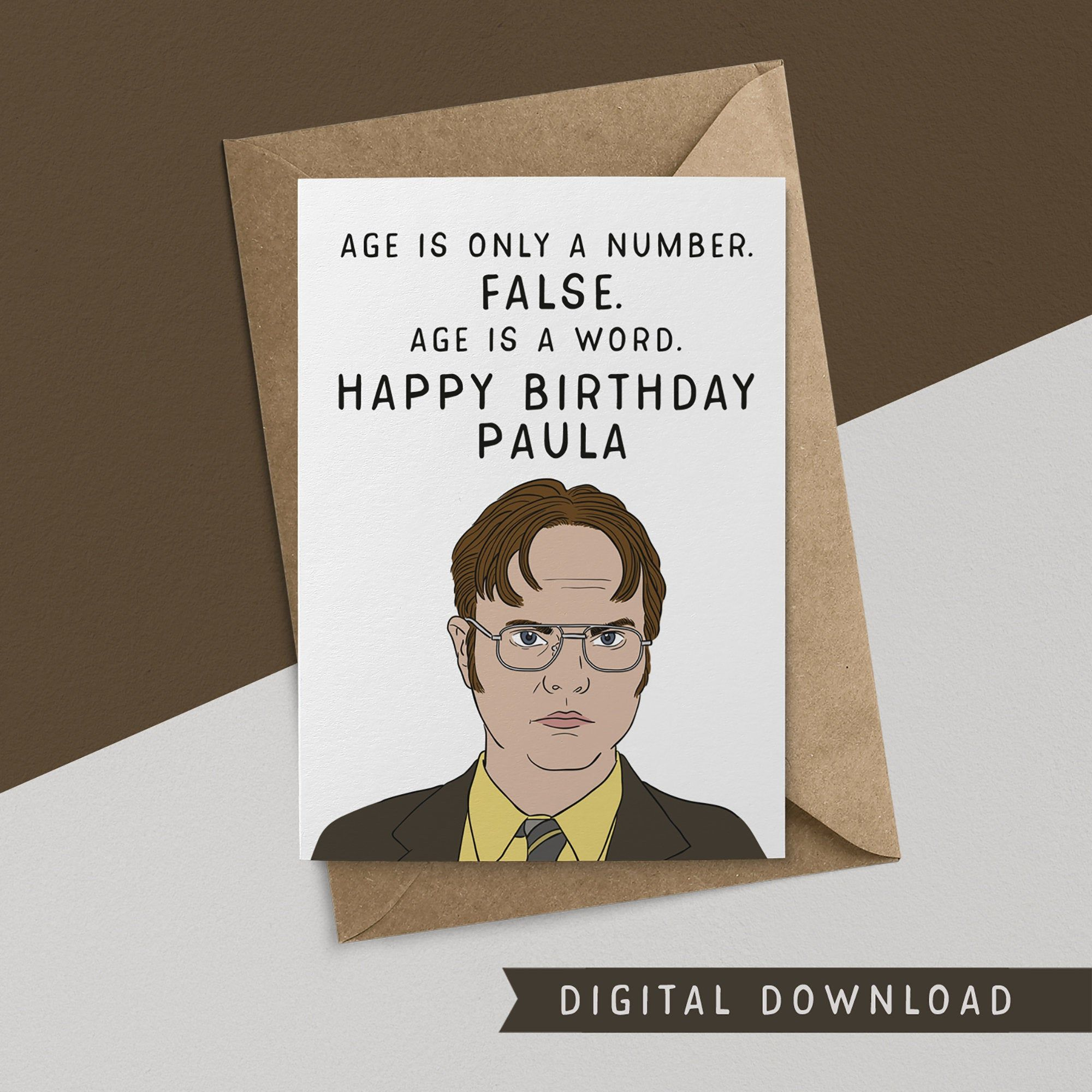 Buy 1 Get 1 Free Printable Birthday Card Instant Download Etsy Free Printable Birthday Cards Happy Birthday Cards Funny Birthday Cards