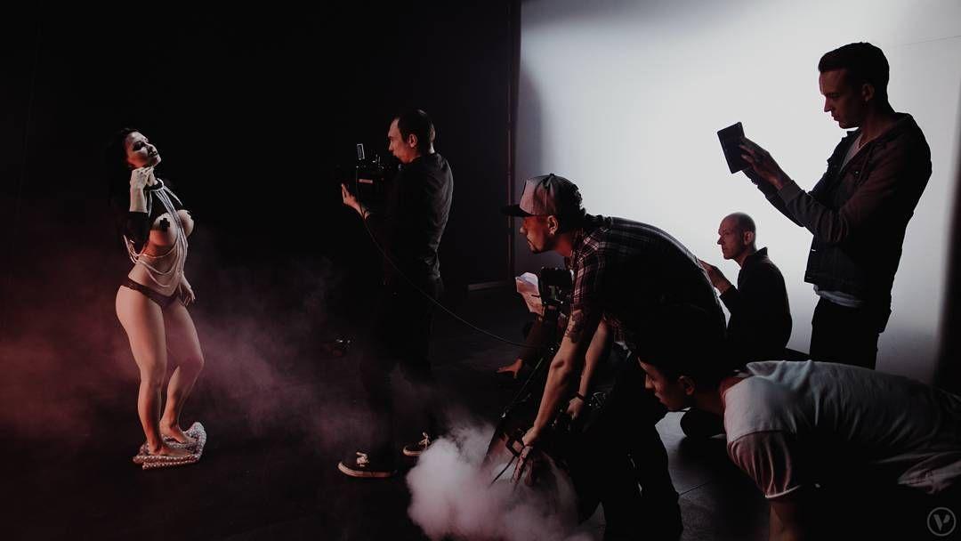 DJ BL3ND new music video BTS. Photo by @serjrimma #vitapictura #videoproduction #djbl3nd #newmusicvideo #estonia #bts #behindthescenes #backstage @dj_bl3nd @lokosound @serjrimma @yourboyparelo @shurik.zubra @theknightblue @martin_raid @taavi.luhamaa @misscannibal @georgimaksimov @marjamania @alextroitsky @tramtararuika @milenarahi @mashacox @panda_ann_ @evgeniya.filippova @_christina_de @maceymuse @stimscape @xaosdesign @liinastein @siim.adamson.design @aerialdancestudio…