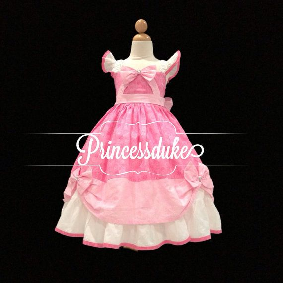 Cinderella pink dress pictures