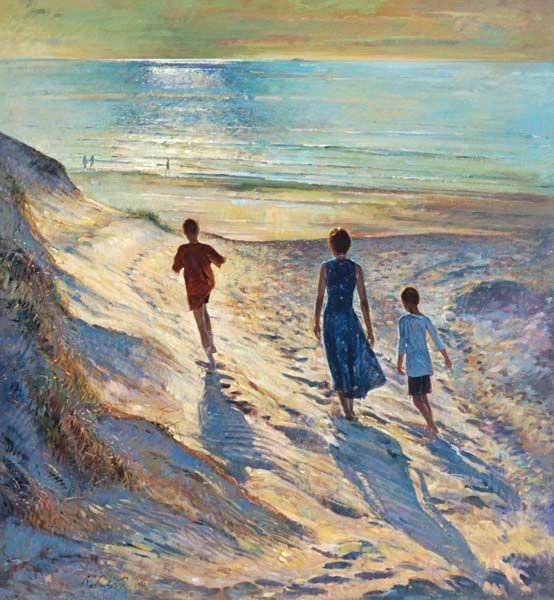 Timothy Easton - Beach Walk