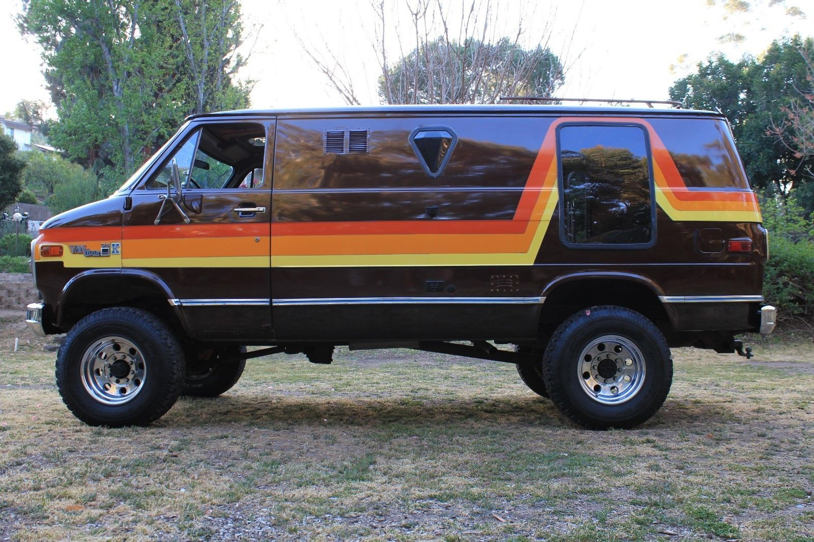 1978 Gmc Vandura G35 Cool Vans Custom Vans Custom Cars