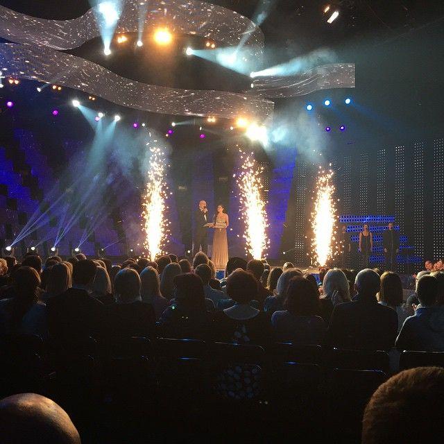 """Lithuania kicks off #Eurovizijos2015 with fireworks!"""