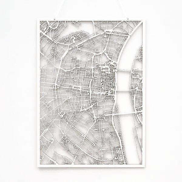Köln Cologne 3D Stadtplan Citymap 70x50cm #lasercut #lassrcutter #frauschneize #westpaket http://ift.tt/1OgwM8H by westpaket.de