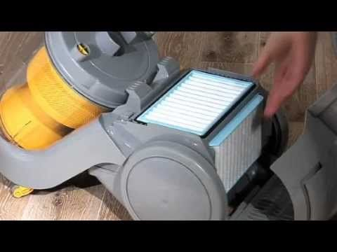 How To Wash Your Dyson Dc02 Cylinder Vacuum Cleaner S Filters Every 3 Months Use Cold Water Without Detergent And A Dyson Vacuum Cleaner Dyson Vacuum Cleaner