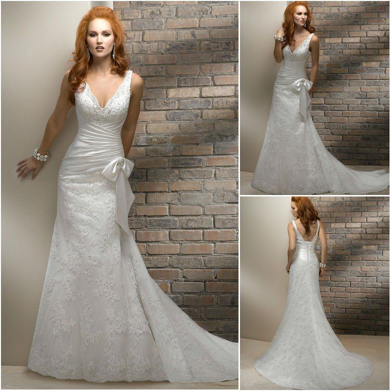 vestidos de novia elegantes - Buscar con Google   vestidos de novia ...