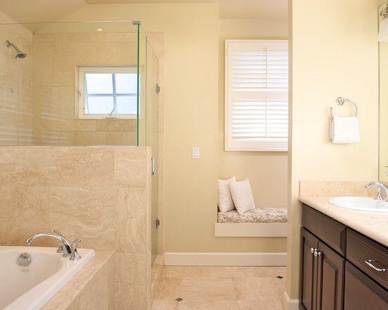 cream bathroom cabinets design pictures remodel decor