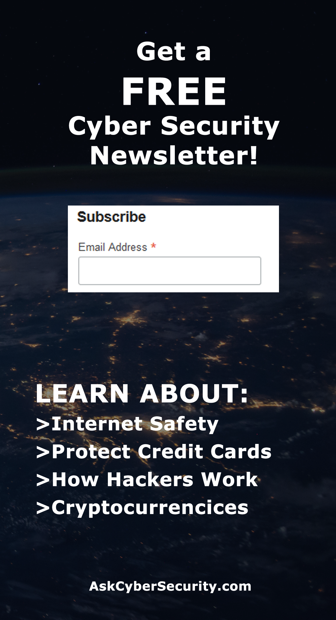 Cyber Security Newsletter Pinterest for business, Cyber