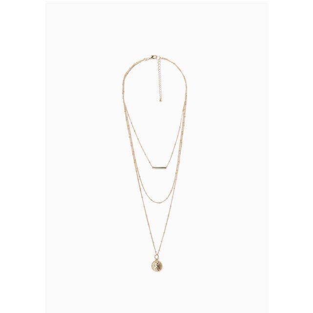 Collier cascade pendentifs MANGO | La Redoute Mobile