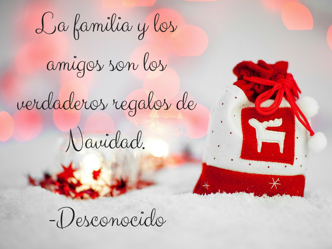 Hi dear lover of the Merry Christmas quotes Spanish with Spanish ...