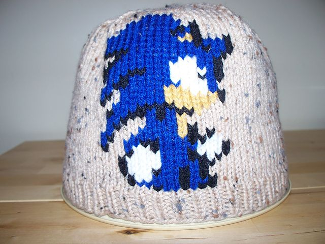Sonic the Hedgehog Hat pattern by Wendy Young  ea3579ddc24