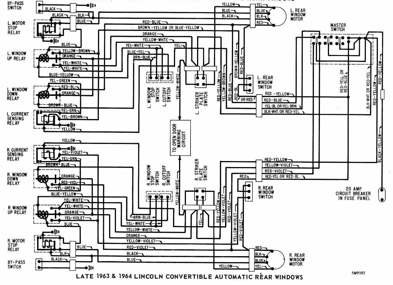 Automotive Wiring Schematics Wiring Diagram 16 6