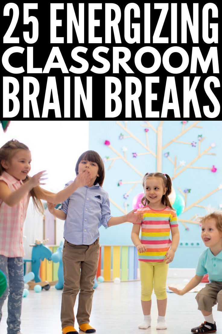 Focus and control 25 energizing brain breaks for kids