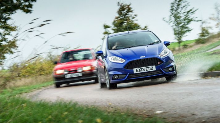Reasons To Be Cheerful Ford Fiesta St Vs Xr2 Ford Fiesta St