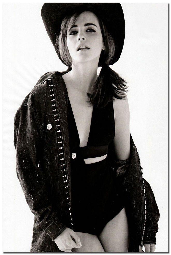 "Harry Potter Emma Watson hot Movie actress Art Silk Poster 36x24/"""