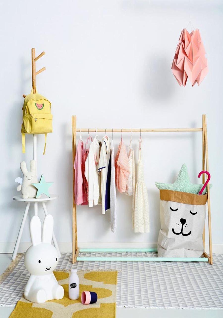 Donk perchero infantil perchero infantiles y decoracion - Perchero infantil pared ...
