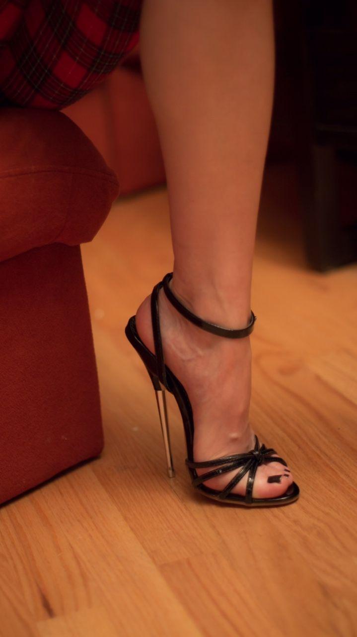 Elegant My GFu0027s 6 Inch Heels