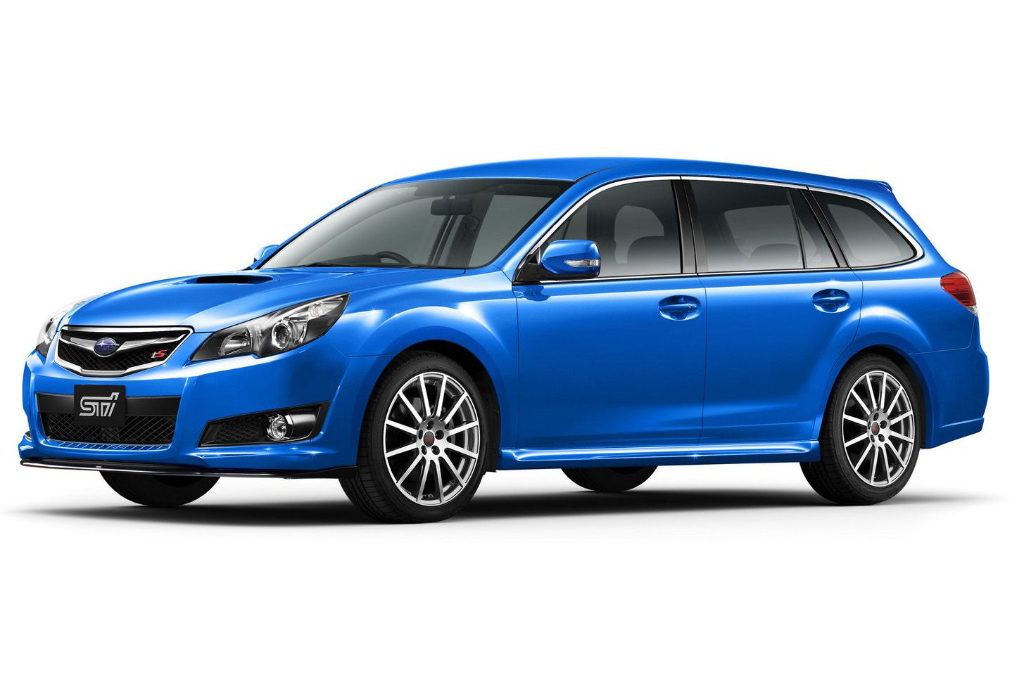 Sti tuned subaru legacy ts released in japan
