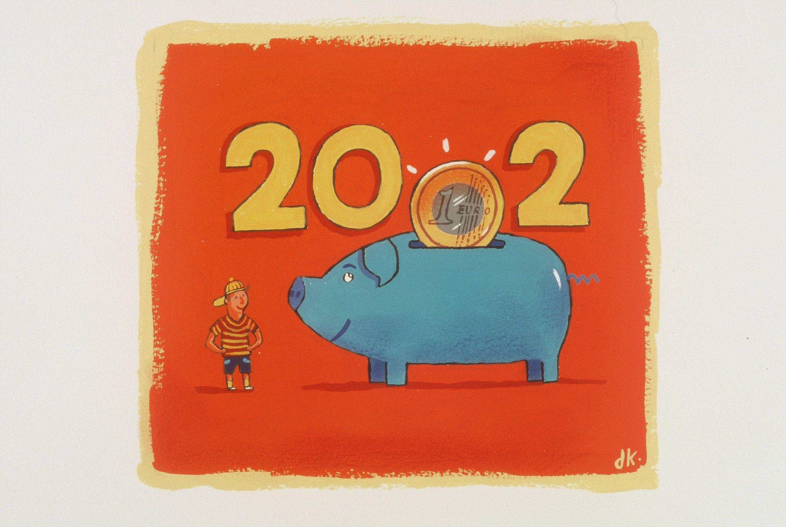 Año de entrada en circulación del Euro