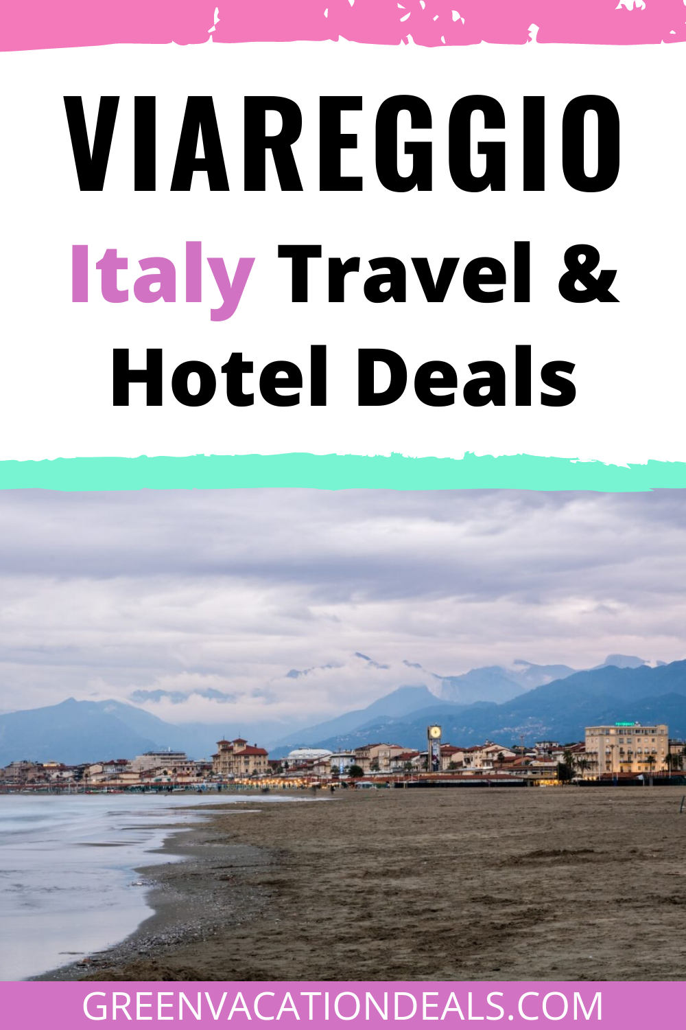 Viareggio, Italy travel sale. Discounted nightly rates. Up to 56% off hotels in Viareggio on the Tyrrhenian Sea. Enjoy the beautiful beaches in Tuscany, Italy, carnival, etc. #Viareggio #Italy #Italytravel #Italia #hoteldeals #traveldeals #HotelSale #TravelSale #Holiday #TravelHacks #beachtravel #beachholiday #beach #seafood #Tuscany #Tuscan #Tyrrhenian