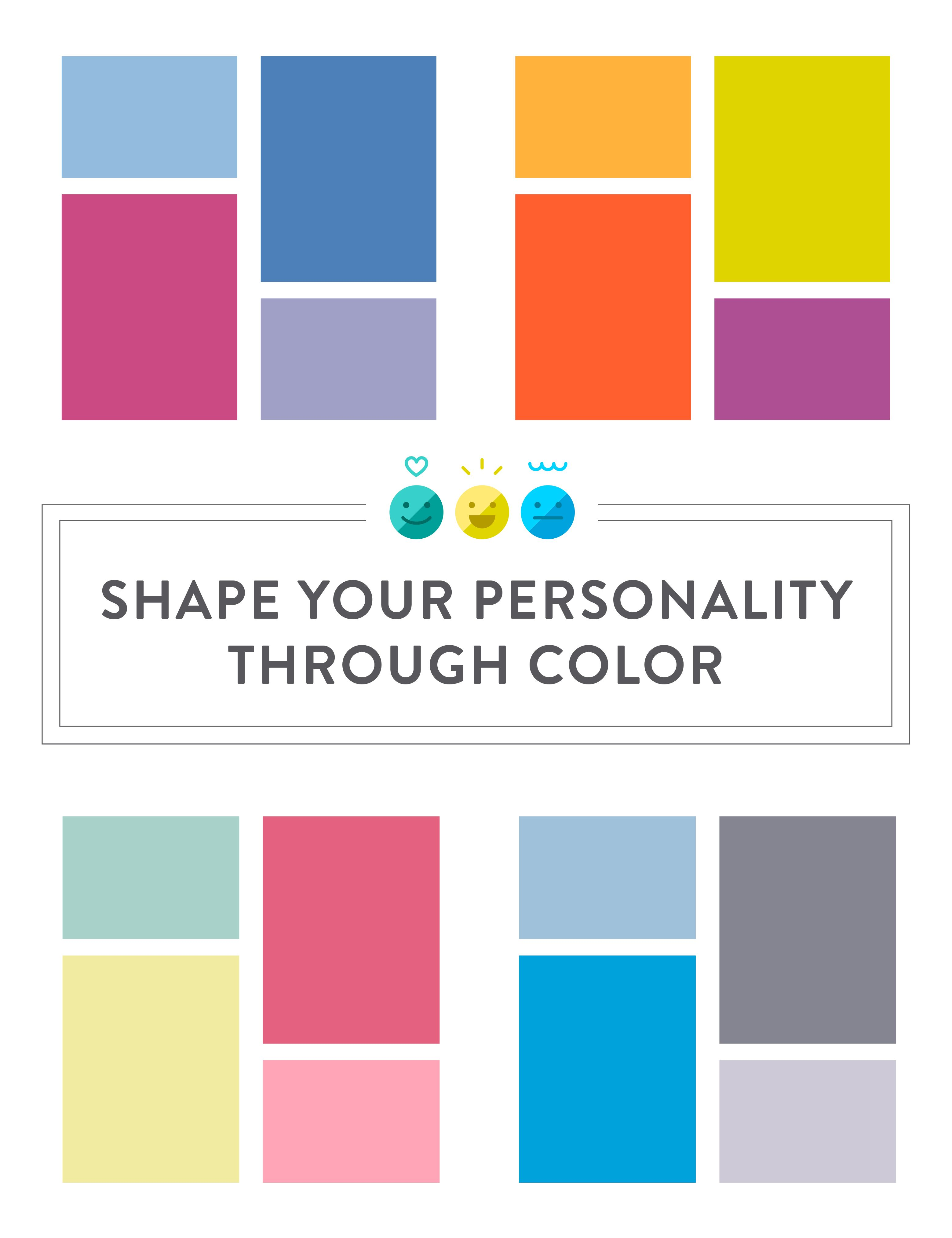Discover your color personality using the Bora Bora Post-it Color Collection, and show the world just how great you are.