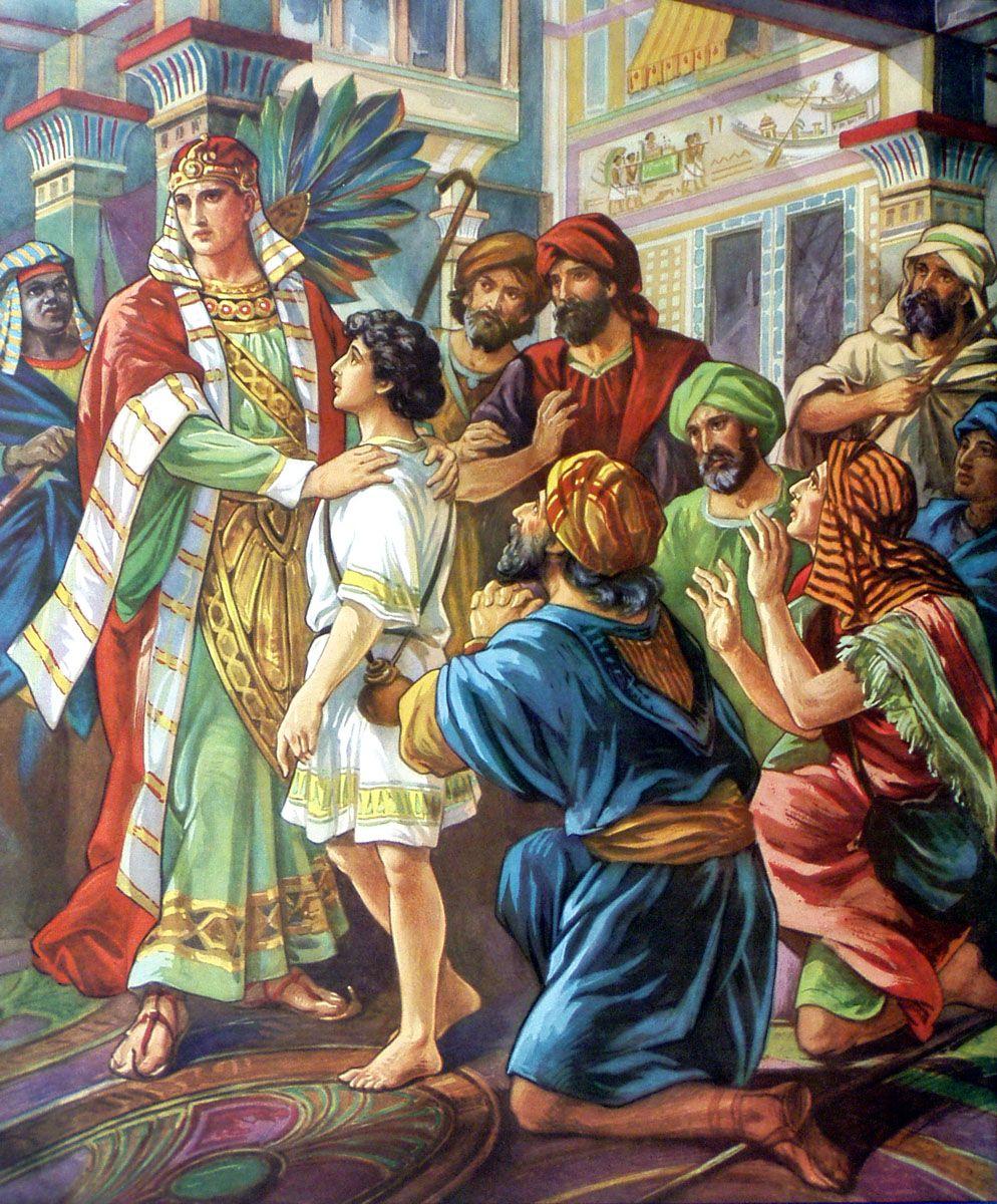 прошел картинка иосифа и его братьев этом