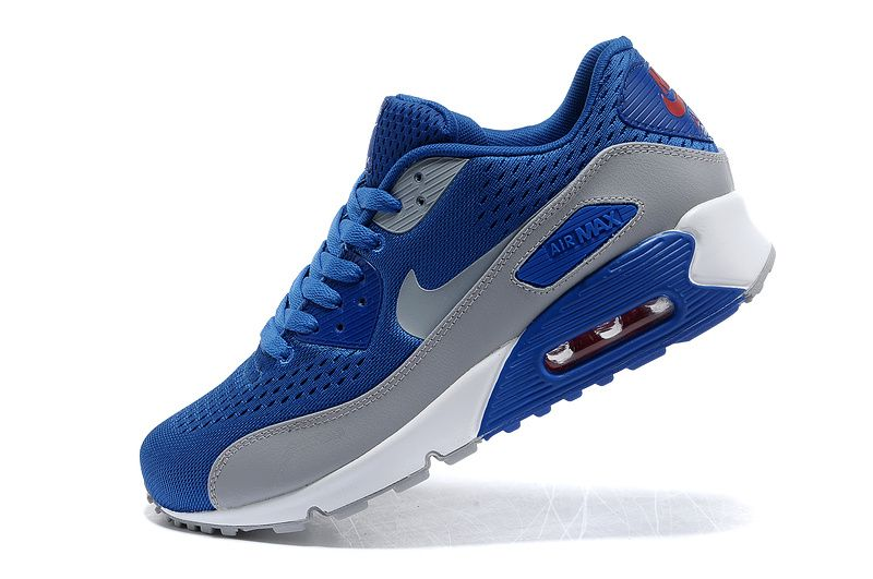 low priced 27fe8 34be9 Nike-Air-Max-90-EM-Mens-Blue-Grey