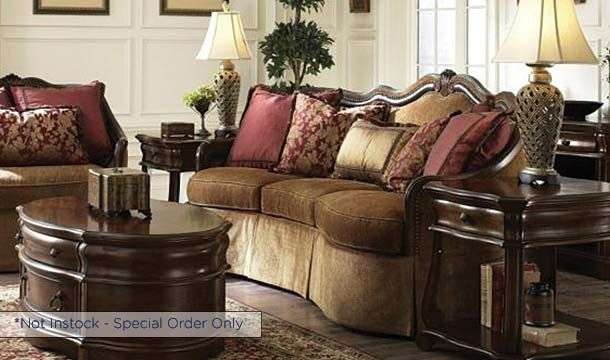 Wayfair Leather Chair And Ottoman
