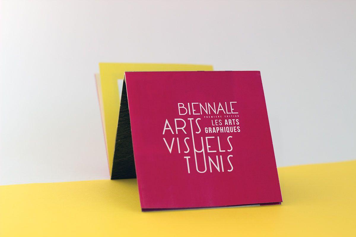 Biennale d'Arts Visuels de Tunis | Graduation Project on Behance