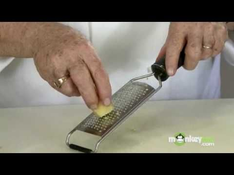 How To Cut Ginger - YouTube