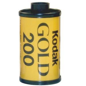 Kodak Kodacolor Gold 200 Color Negative Film Iso 200 35mm Size 36