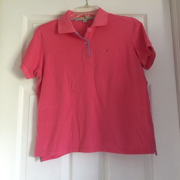 TOMMY Used good condition 100% cotton Tommy Hilfiger Tops