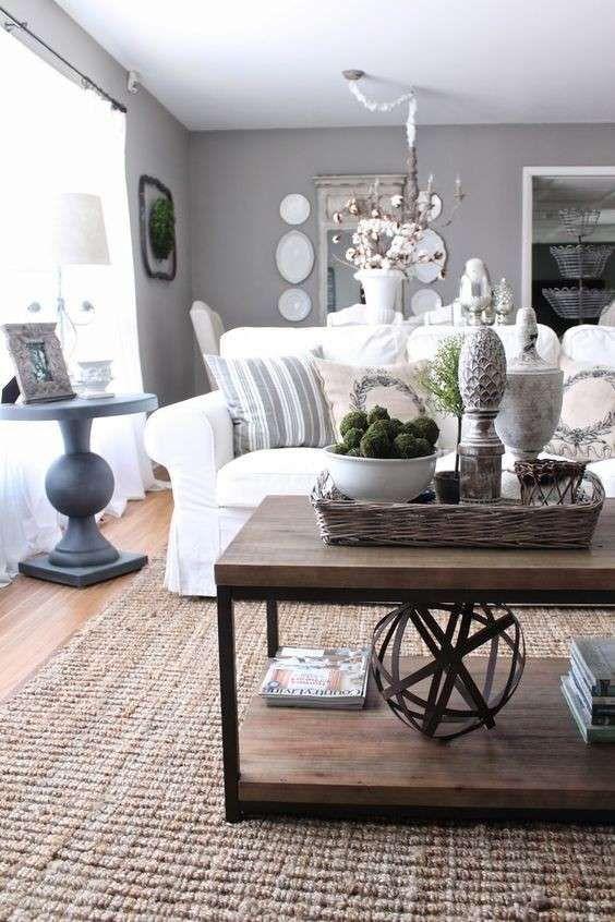 idee-per-arredare-il-soggiorno-shabby-chic.jpg (564×846)   Shabby ...