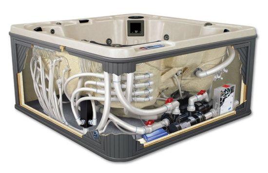 Sundance Spa Plumbing Diagram Jacuzzi Spa Part Jacuzzi Heater Spa Heaters Hot Tub Heaters Spa Hot Tub Repair Tubs For Sale Hot Tub Service