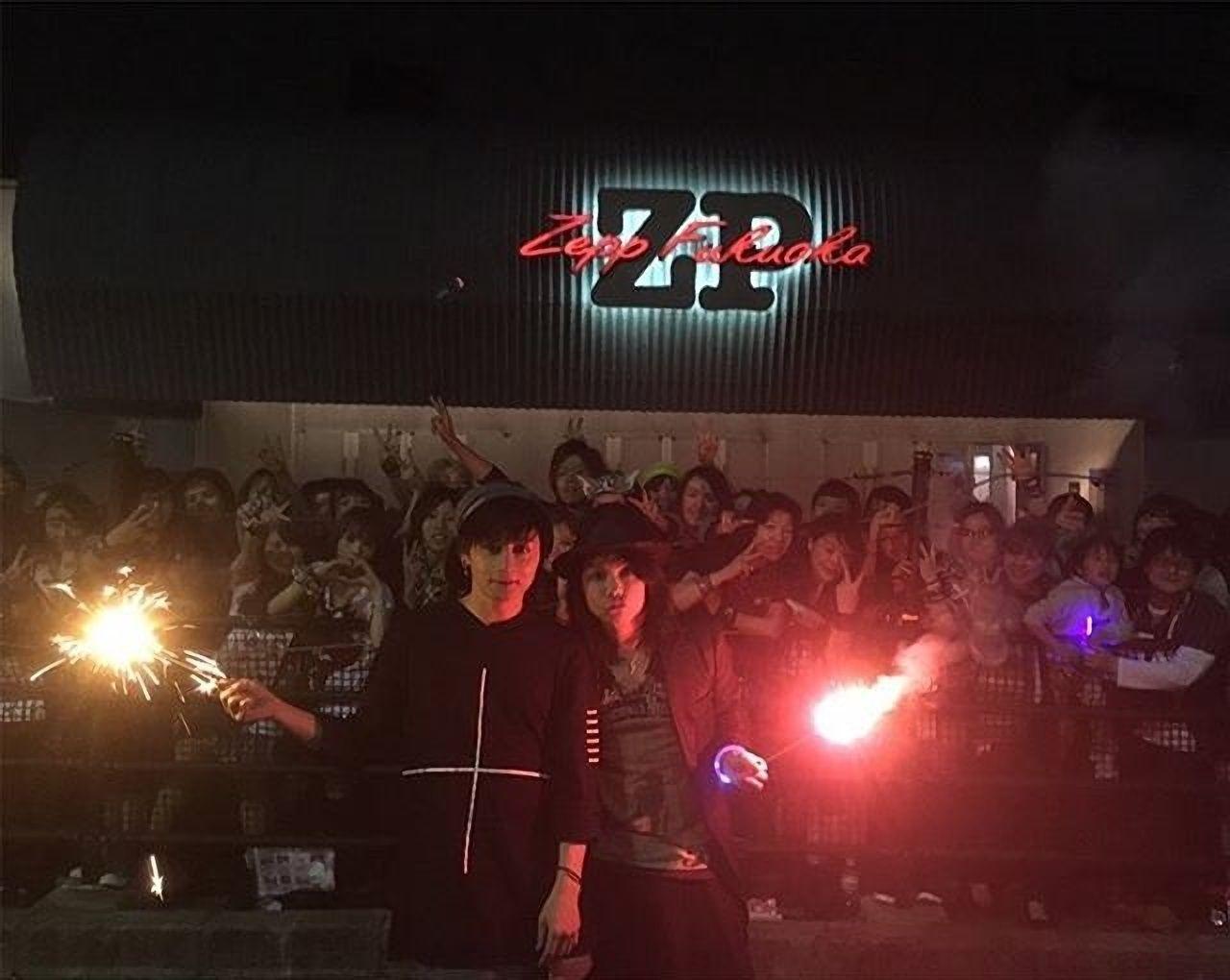 #VAMPS #HYDE #KAZ #VampsLive2016ZeppFukuokaTheFinalParty