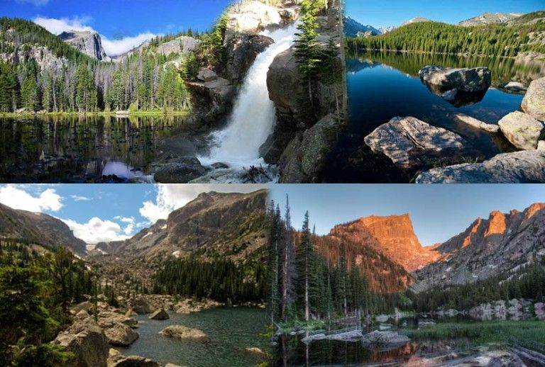Crazy Facts About Colorados 4 National Parks