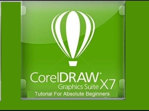 Coreldraw X7 Tutorial For Beginners Complete Corel Draw Tutorial Coreldraw Illustrator Tutorials