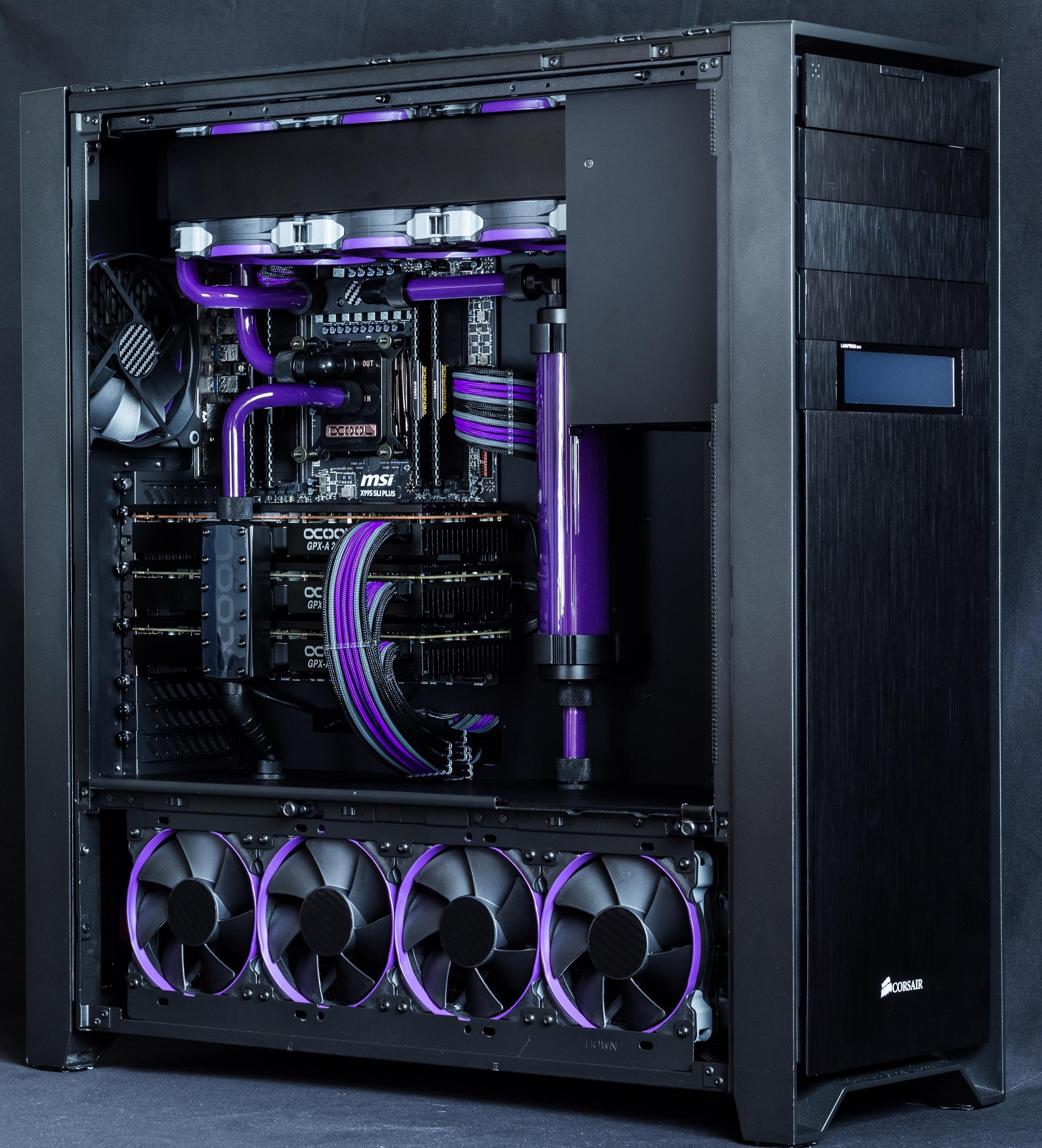full pc build