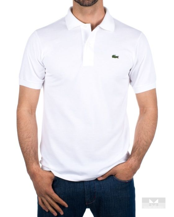 6b8c19972936d Polos Lacoste Blanco Polos Lacoste