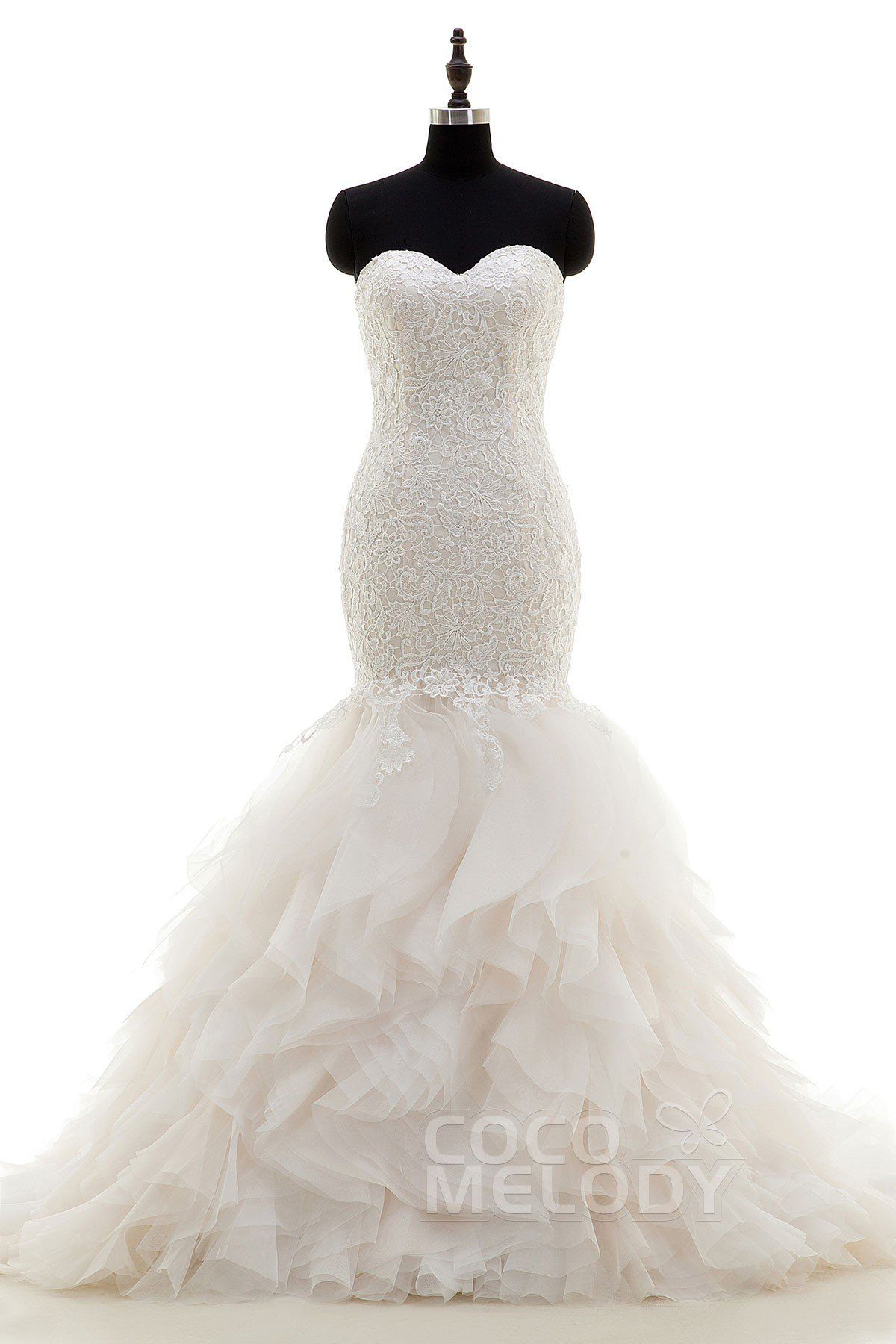 Usd 649 Trumpet Mermaid Train Organza Wedding Dress Lwlt15032 Mermaid Trumpet Wedding Dresses Pink Bridesmaid Dresses Wedding Dress Organza [ 1800 x 1200 Pixel ]
