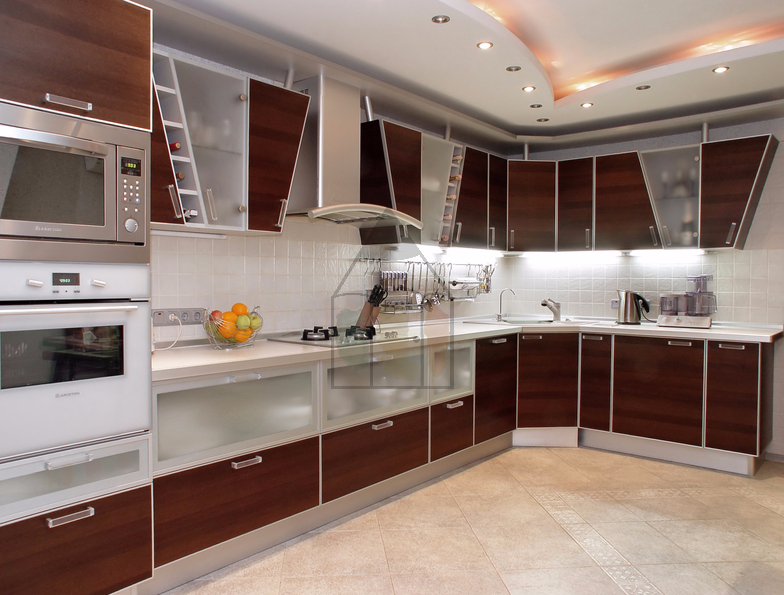 Simple Stani Kitchen Design Picture
