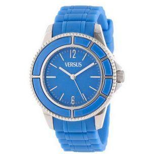 8bb6eebc2ca Reloj de cadena de caucho de Versus(Versace) Reloj Versus  www.relojesplatayacero