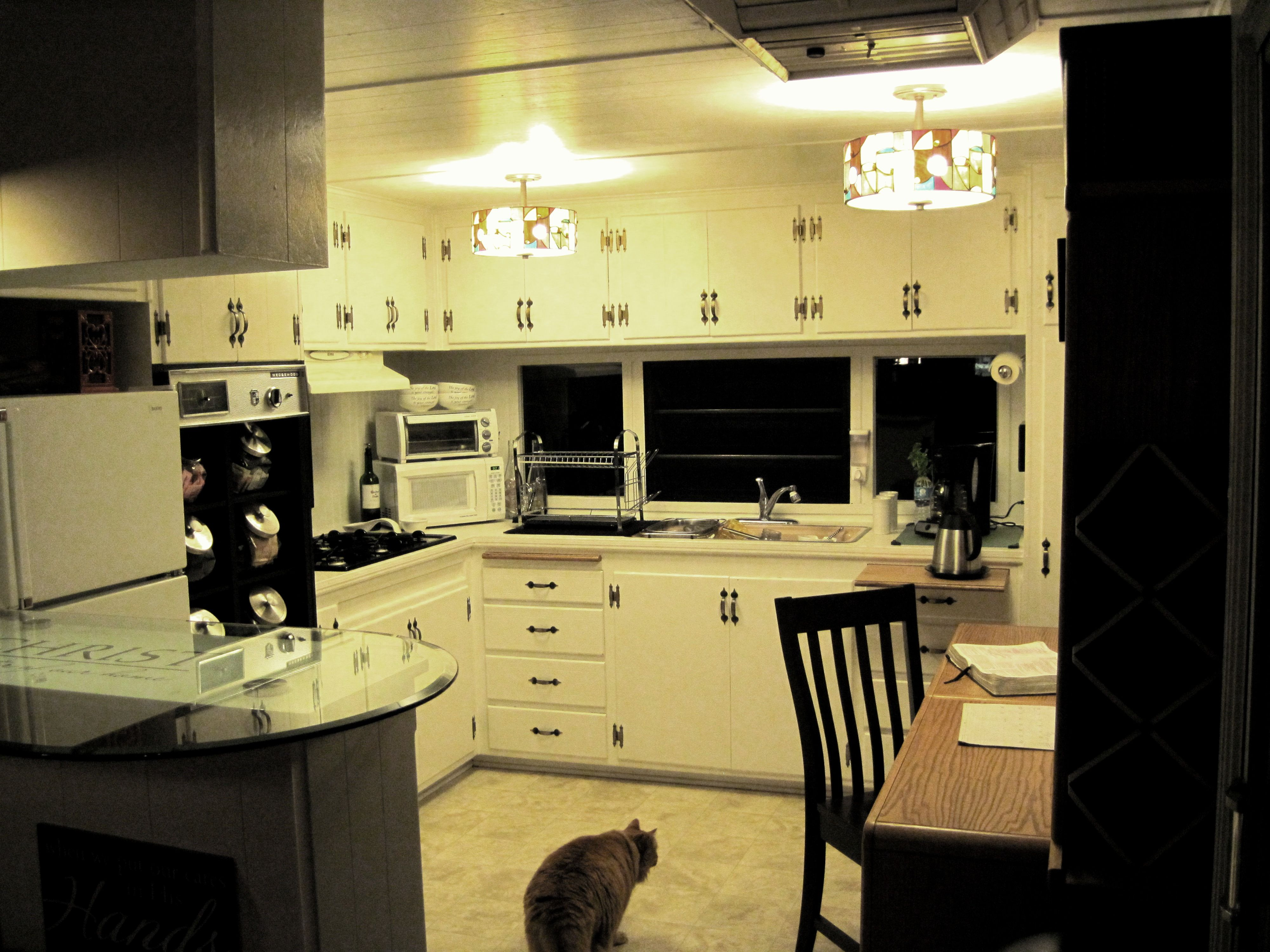 Kitchen Remodel For Mobile Homes Kitchen Remodel Mobile Home Single Wide Renovation Mobile Home