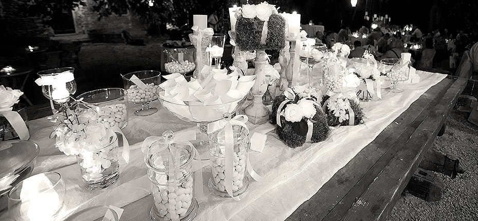 Carts/matrimoni (confettata country chic)