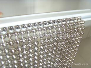 Ball Chain Shimmer Screen,Ball Chain Curtain,bead Chain Curtain,room  Divider,